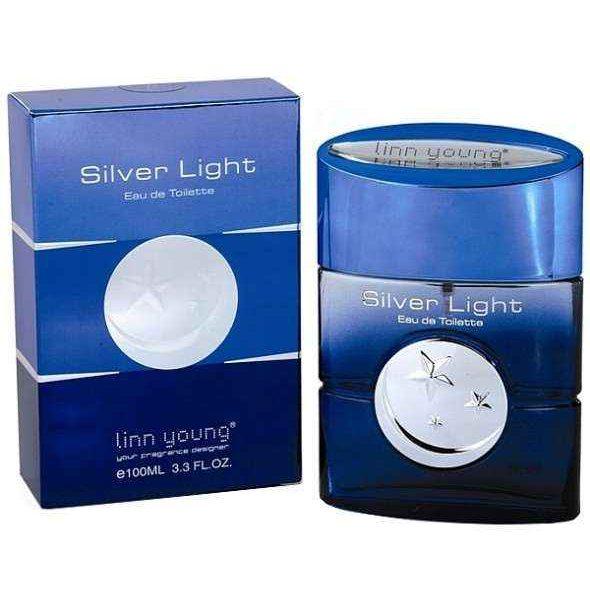 SILVER LIGHT pour homme - Eau de toilette générique