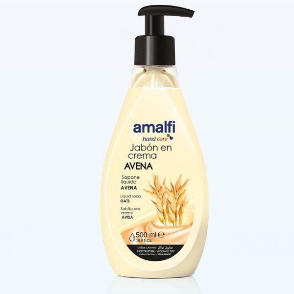 Jabón en crema para manos AVENA – 500ml