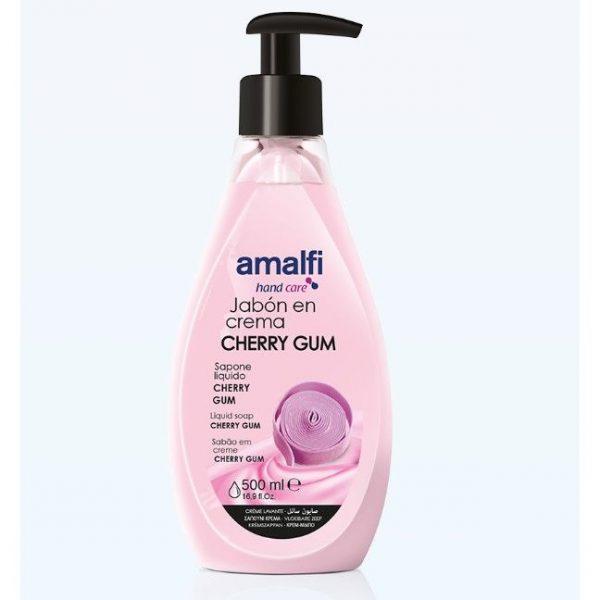 Jabón en crema para manos CHERRY GUM – 500ml